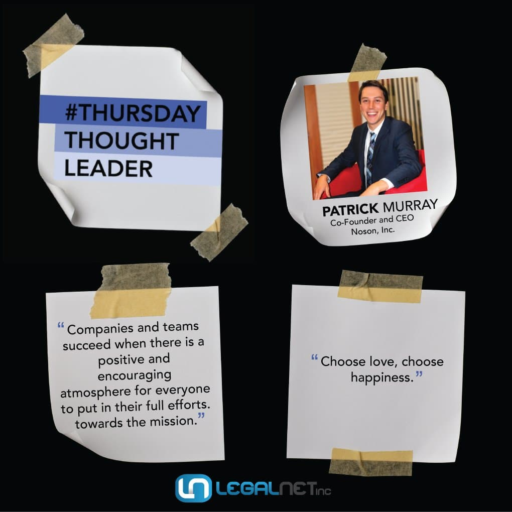 Thought Leader: Thursday Thought Leader: Patrick Murray